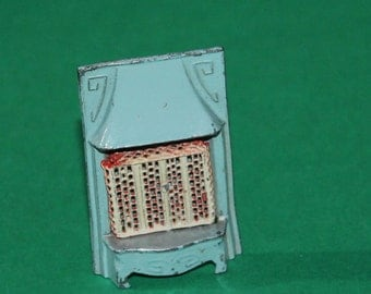 Vintage Dolls House FGT Fireplace Insert