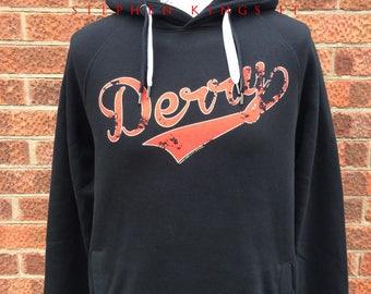 Stephen King IT inspired hoodie - Derry - Stephen king inspired clothing - bookish clothing - horror movie hoodie - nameless city apparel