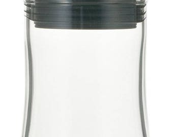 Soya Sauce Containers - Shoyu Glass Bottle  120ml by Iwaki