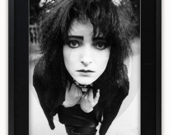 Siouxsie - Holland Park - London 5th June 1981 - Poster