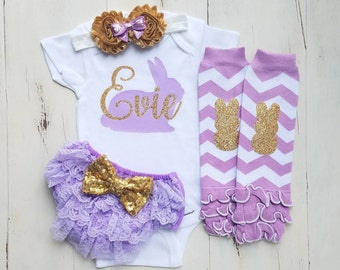Easter onesie, First Easter, Baby girl clothes, Onesie, Baby girl, Baby clothes, Baby, Baby girl onesie, Onesies, Baby onesies, Baby onesie