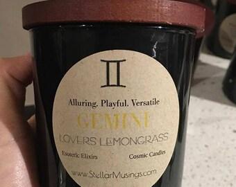 Gemini Lovers Lemongrass Rustic