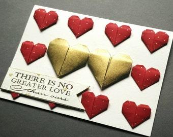 Origami valentine | Etsy - photo#7