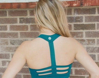 Ladder-back Rory Sports Bra