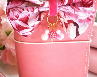 Summer Rose Daiquiri Planner TN Charm