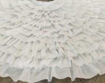 white tree skirt white christmas tree skirt white christmas tree white christmas tree - White Christmas Tree Skirt
