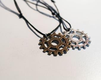 Heda/Commander Lexa Headpiece - The 100 Headpiece Necklace - Rope