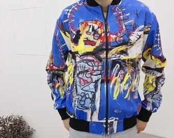 Fallen Angel  Jean Michel Basquiat paintings sweatshirt, all sizes avalible