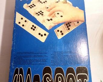 Vintage 1969 Parker Brothers Hi-Spot Game ,Complete