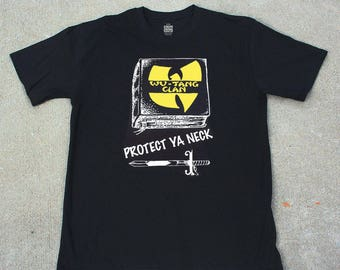 Protect Your Neck Wu-Tang T-shirt