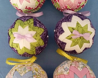 Spring and Summer Ornaments