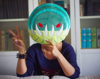MADE to ORDER. Tidehunter Dota 2 Pillow Plush Soft Toy Plushie Handmade