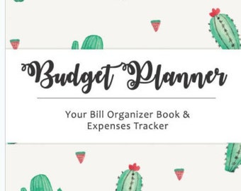Cactus budget planner,