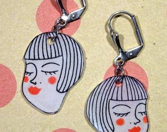 """Earrings """"Louise"""""""