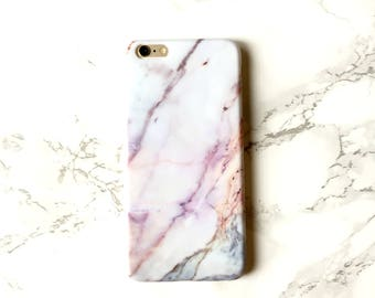 iPhone X 8 7 6s 6 Plus CASHMERE ROSE Marble Phone Case iPhone 8 case iPhone 7 case iPhone 6s case Marble iPhone Phone Granite Silicone Cover