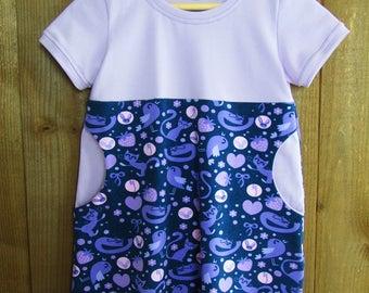 Baby Dress, Girl Dress, Cotton Dress, Summer Girl Dresses, Girls Dresses
