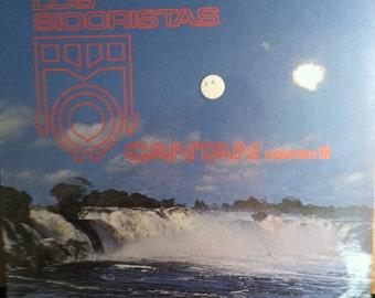 Los Sidoristas Cantan Volumen III Sealed Vinyl Latin Record Album