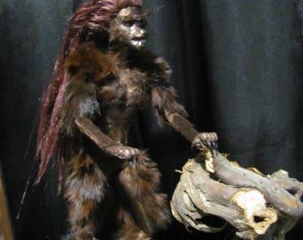 Werewolf Doll 28