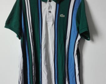 T5 vintage Lacoste polo shirt