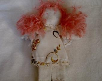 Hanging Christmas Doll