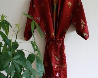 Chinese Kimono/Robe Size Medium