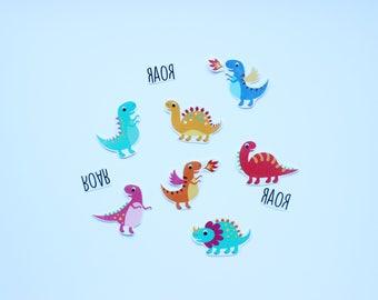 Dinosaur temporary tattoos, childrens, boys, girls, kids, birthday party favours, stocking filler, christmas present gift, toddler