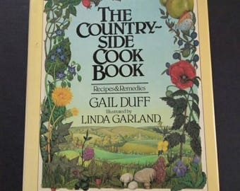 Country Side Cookbook , 1982 , Gail Duff , Out of Print