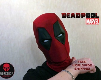Deadpool mask (movie version)