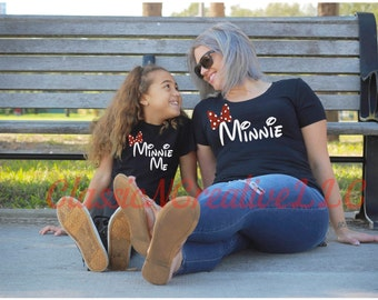 Mother/Daughter Shirts