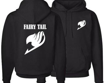 Fairy Tail Hoodies Inspire anime Fairy Tail Unisex Hoodies