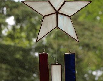 Star and Stripes Suncatcher