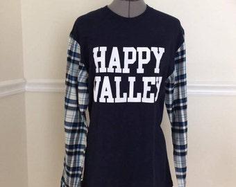 Penn State Flannel T-shirt