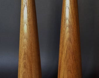 Table/Bedside lamps ( English Oak )
