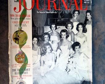 Ladies home journal December 1960