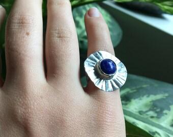 Celestial Shield Ring