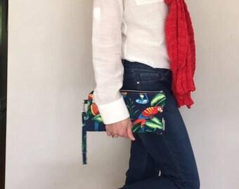 Rosella Ladies Clutch - Evening Bag - Purse - Ladies Handbag - Handbag - Clutch - Rosella Handbag
