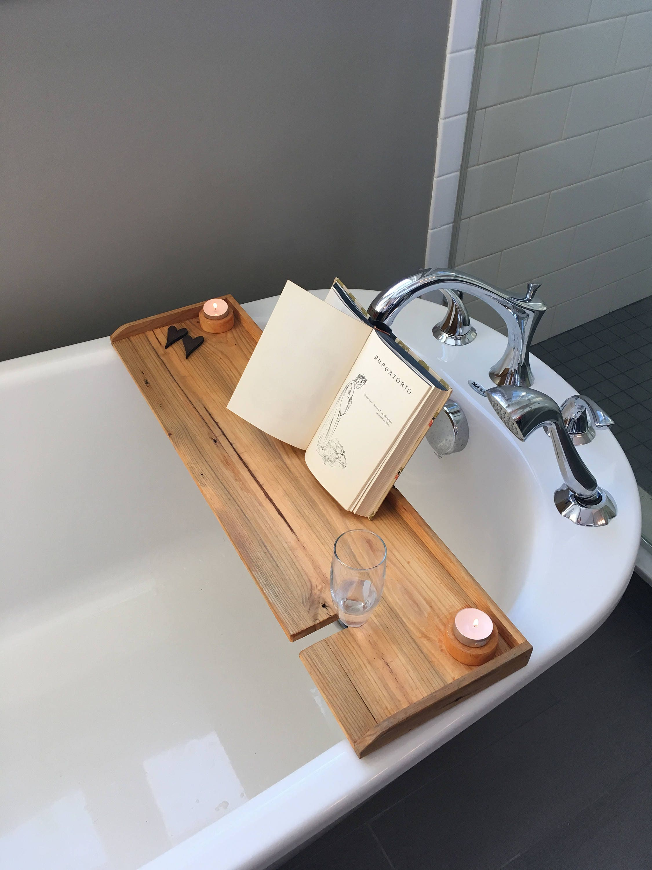 bathtub book holder - Design Decoration