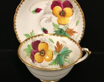 Vintage Tuscan Teacup