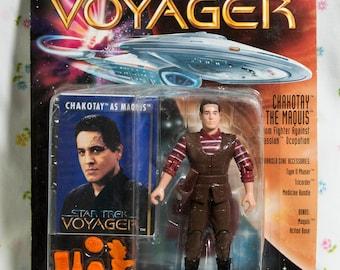 Star Trek - Chakotay - Voyager - Figure