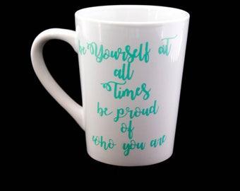 Custom Mug - Custom Coffee Mug - Custom Coffee Cup - Unique Coffee Mug - Personalized Coffee Mugs -  Mug with Sayings -  Coffee Cup Custom