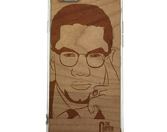Malcolm X iPhone Case