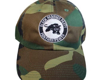 Black Panther Party Hat