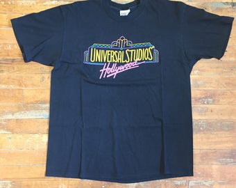 Vintage Universal Studios Hollywood T Shirt