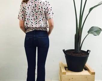 Frankenwälder Polkadot blouse
