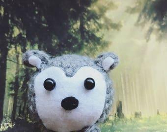 Little Wolf Amigurumi