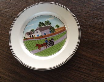 Villeroy and Boch Salad Plate