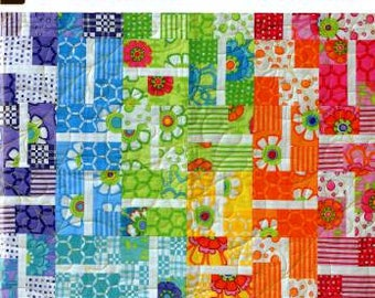 Three Times the Charm, Book 2 Quilting Book