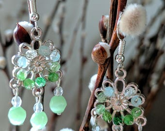 The Laine Earrings - Laidback & One-of-a-kind