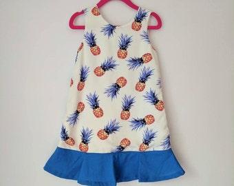 Pinapple Summer Dress