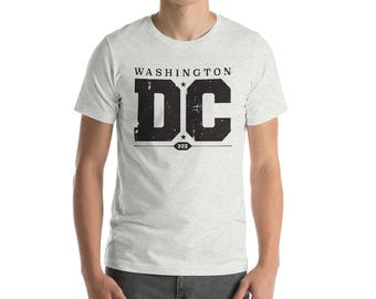 Washington DC - 202 Pride - Short-Sleeve Unisex T-Shirt